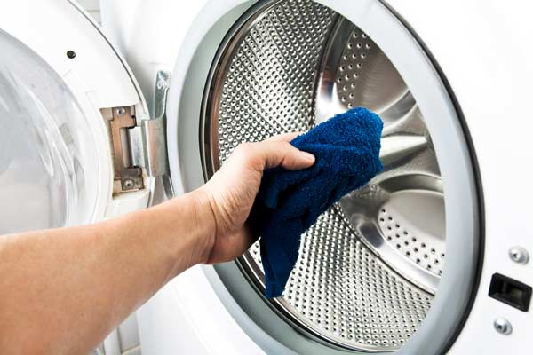 Simple tips for looking after your laundry machine