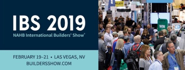 Come see us at the world-renowned NAHB International Building Show